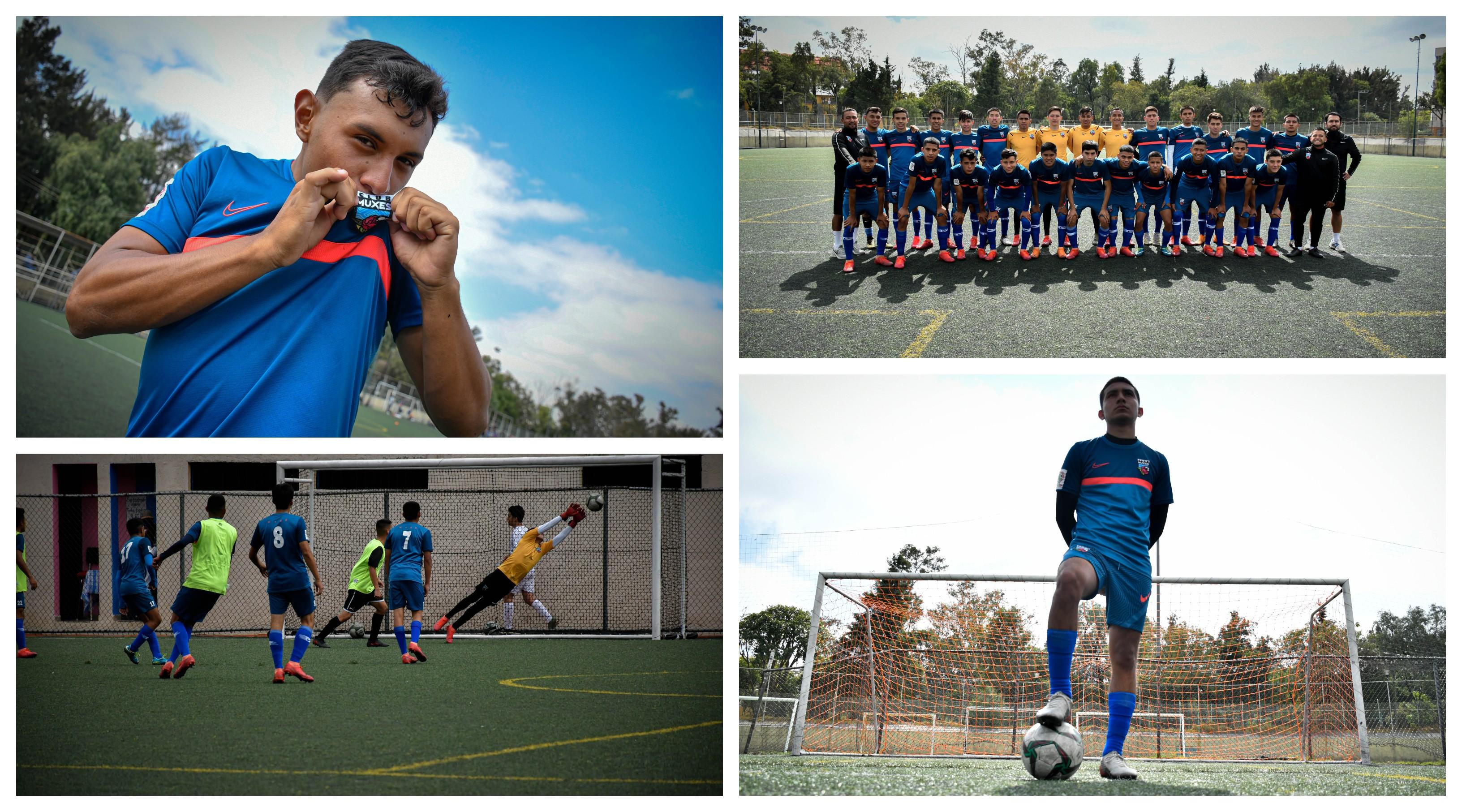 Muxes, el equipo de futbol LGBT+ que juega contra la homofobia