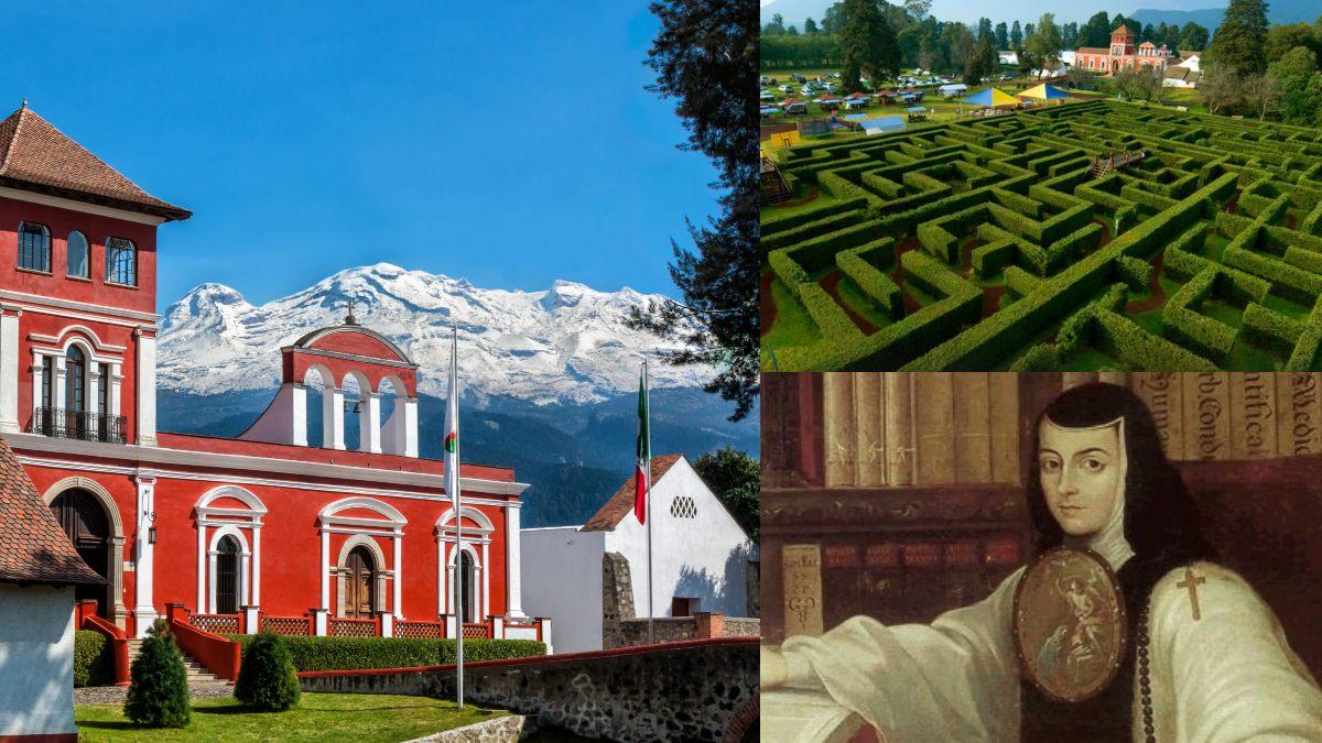 ¡Conoce la casa de Sor Juana (a unos pasos de la CDMX)! 🕵🏼♂️