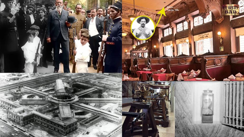 5 lugares legendarios de la Revolución (que no sabías) en CDMX