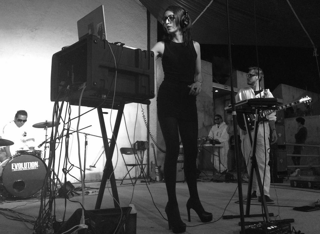 FemLab: Mujeres en electrónica, del Centro Cultural España