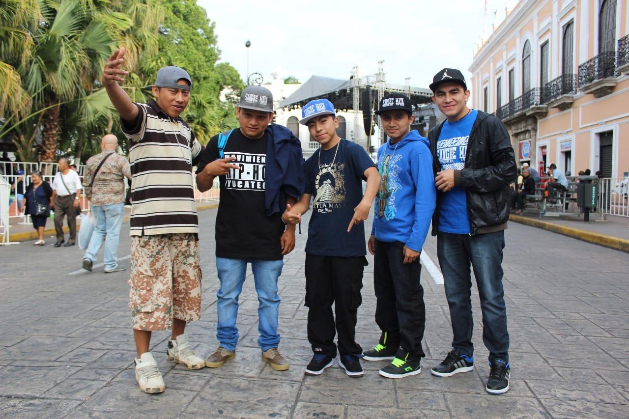 Dino Chan: el rap al rescate de la cultura maya