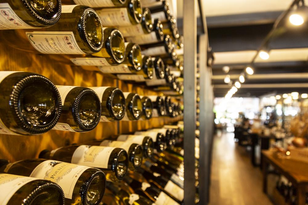 Lugares para comprar vinos baratos y buenos en la ciudad 🍷