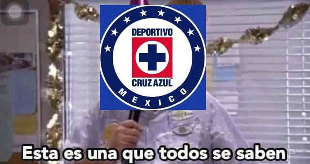 chilango - Los mejores memes de la 'cruzazuleada' en redes ...