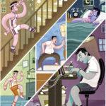 si-no-te-ejercitaste-por-la-pandemia-asi-cambio-tu-cuerpo