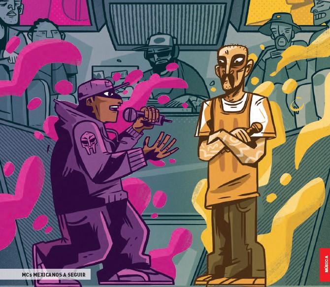 El rap de batalla en CDMX fluyó pese a pandemia
