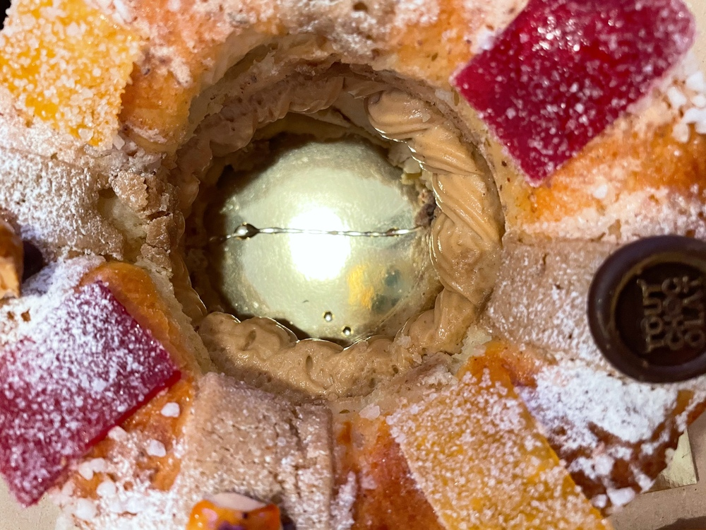 30 roscas de Reyes a domicilio, ¡prepara el chocolate! 👑