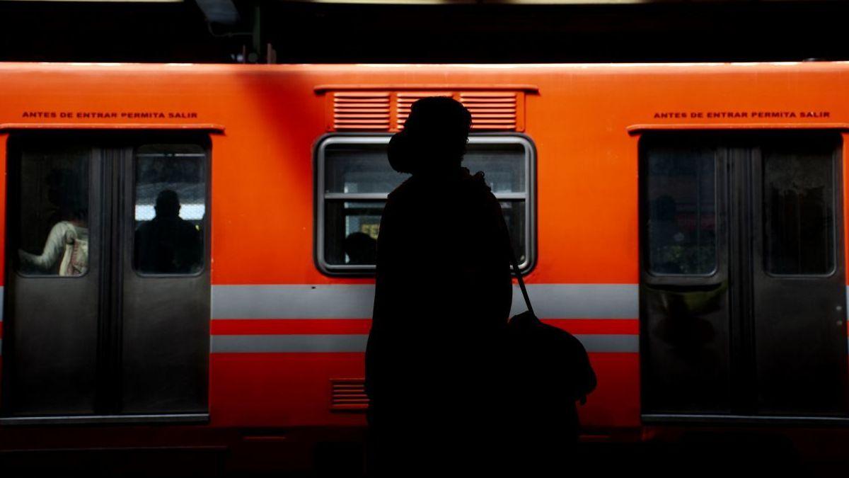 ¡No le saques! 7 fantasmas que habitan en el Metro 😱