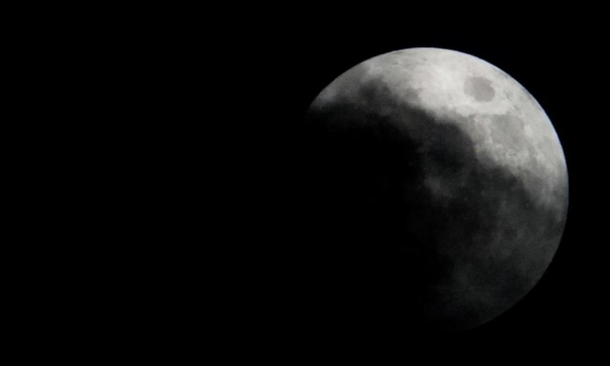 Eclipse total de Luna y otros fenómenos astronómicos de 2021