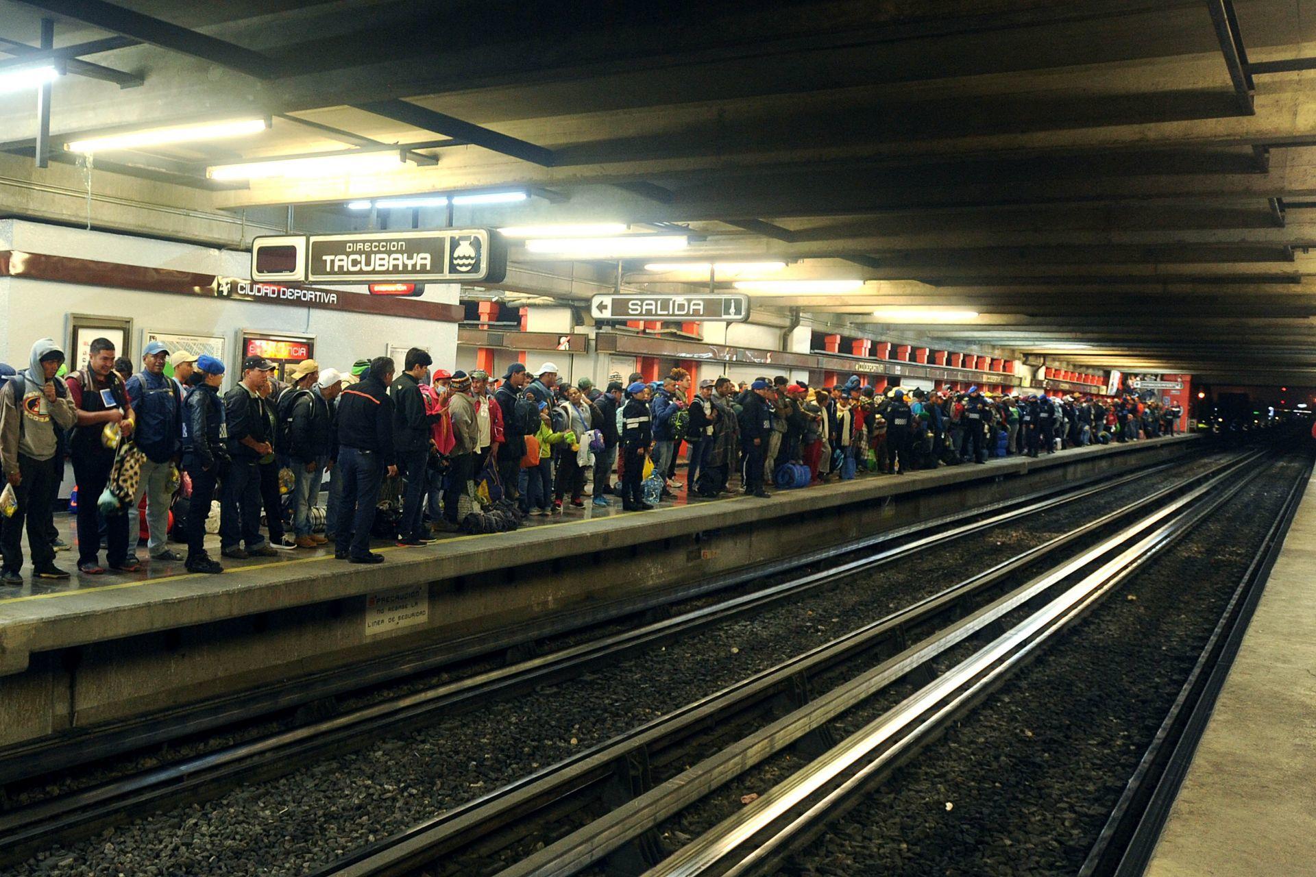 17 frases (y su significado) que se usan en el Metro