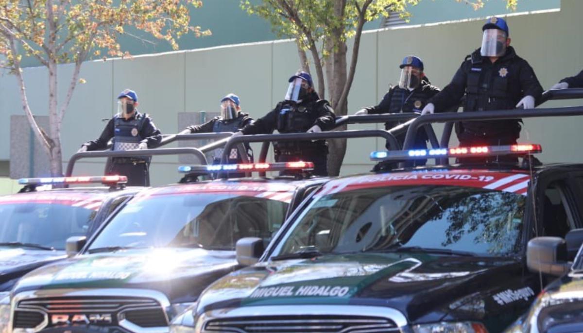 Que se acabó la fiesta: crean la Policía Covid-19