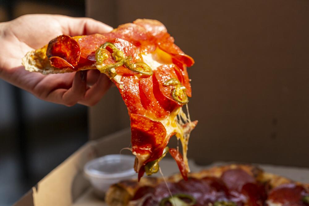 Lou's Pizza: pizza estilo Nueva York en CDMX 🍕
