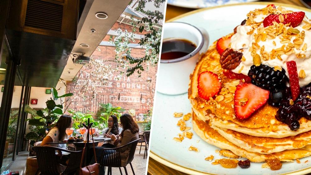 29 terrazas para desayunar y brunchear en CDMX 🍳🥂