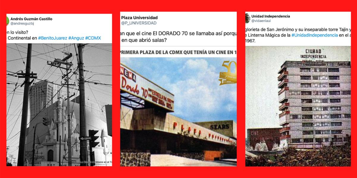 Cines antiguos de la CDMX que seguro no recuerdas