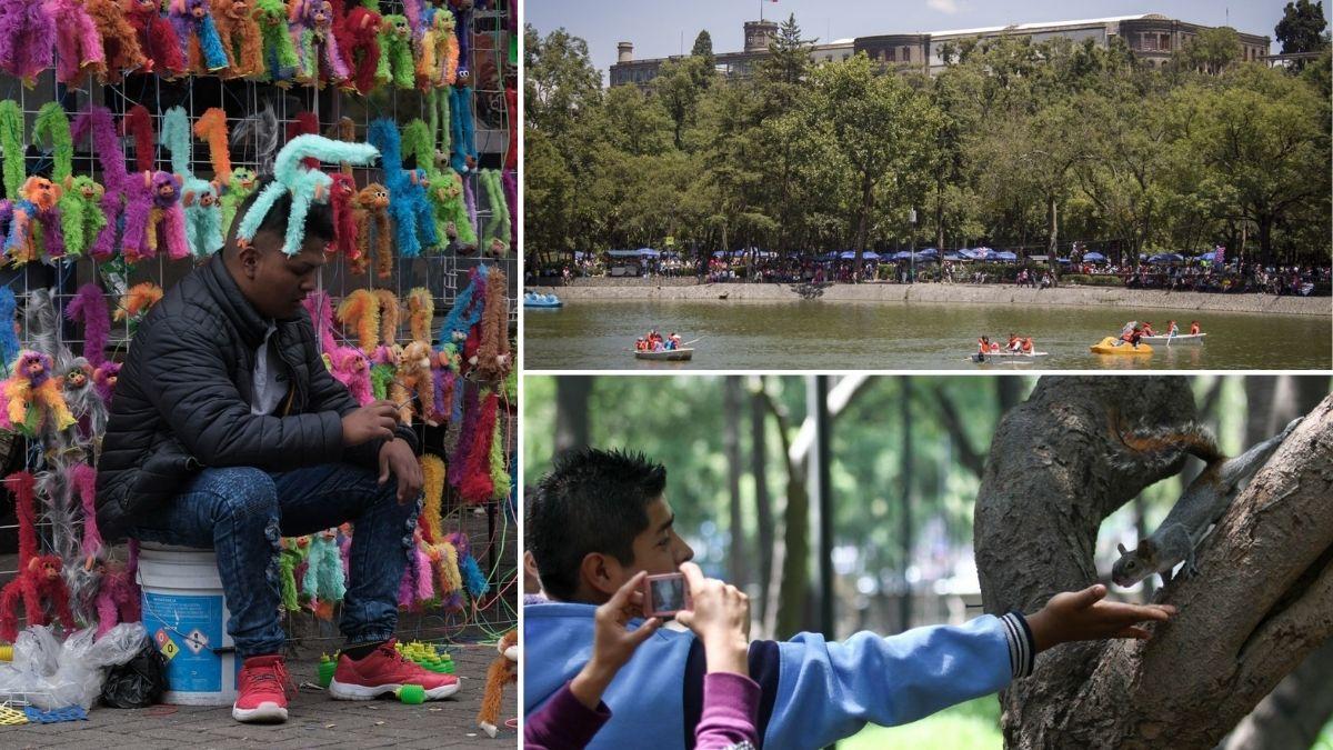 Chapultepec mágico: cosas que solo pasan en este bosque chilango