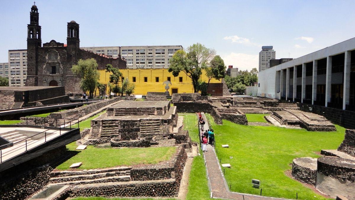 10 secretos de la zona arqueológica de Tlatelolco