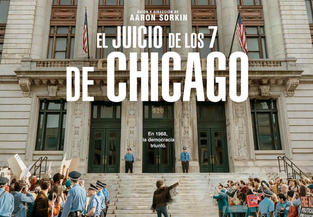 Cine gratis por tiempo limitado: El juicio de los 7 y más