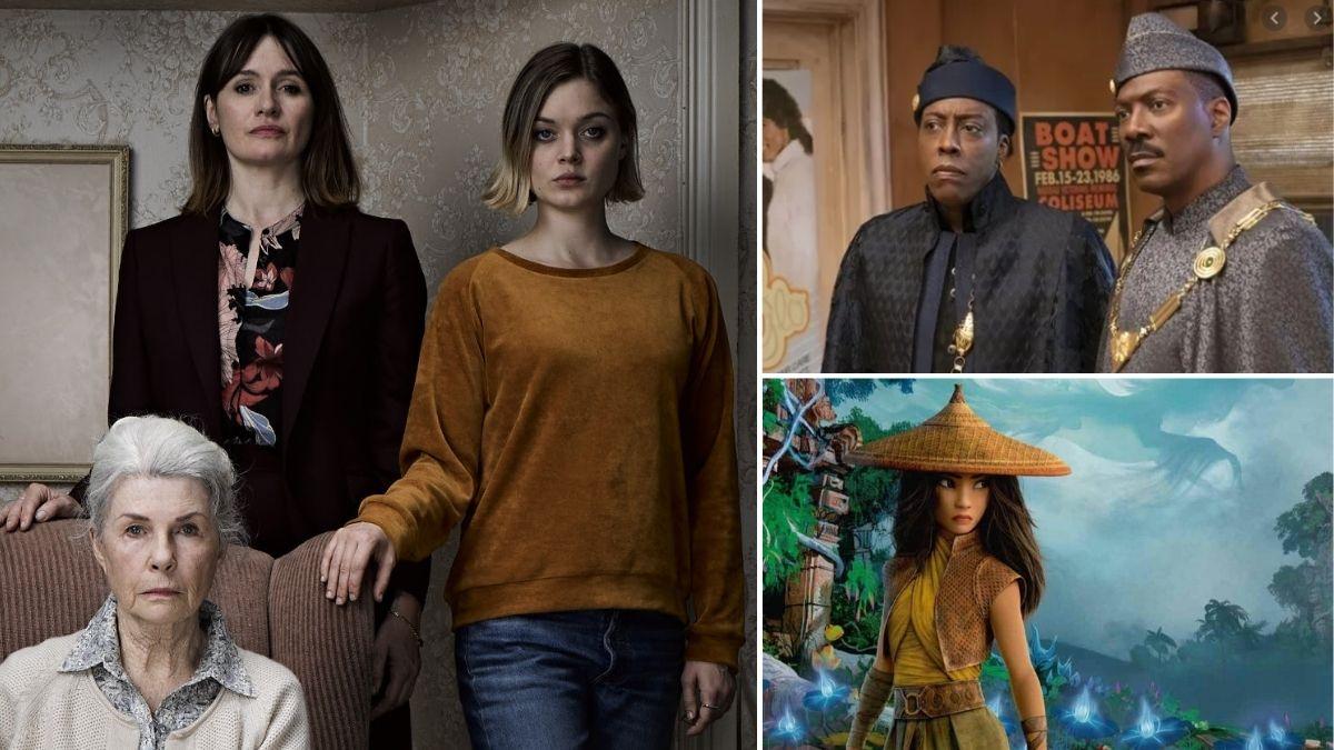 Estrenos de cine y TV en marzo: terror, fantasía y comedia