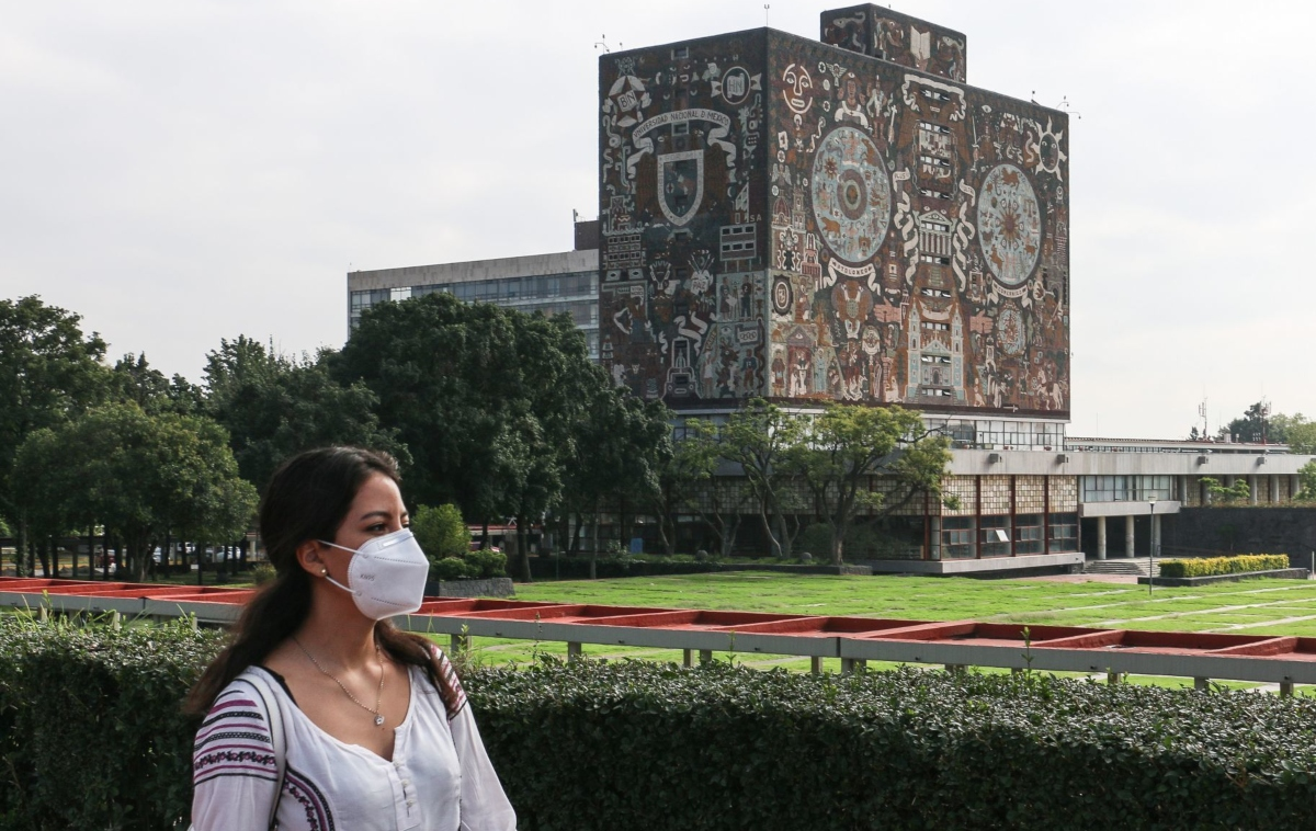 Orgullo puma: UNAM repite entre las 100 mejores universidades