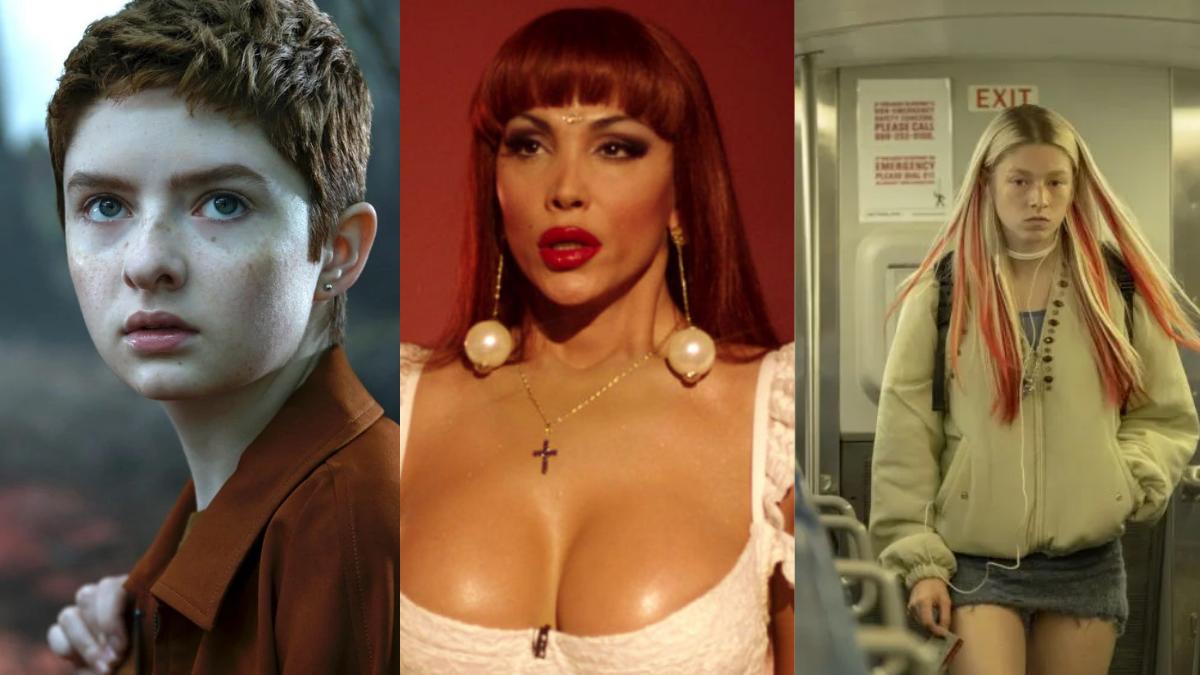 8 series (buenazas) con personajes y visibilidad Trans 🏳️⚧️