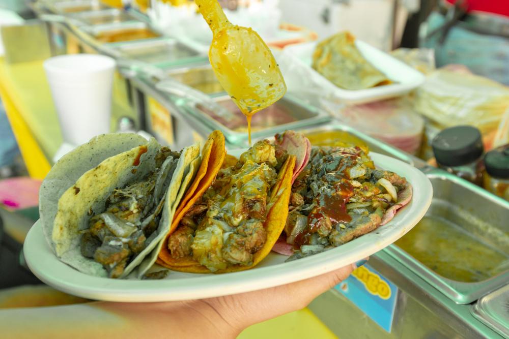 6 taquerías con salsas rifadas y filosas #DíadelTaco