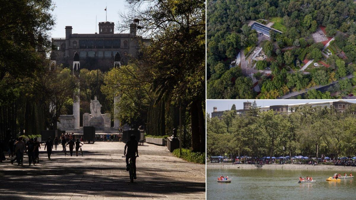 6 historias desconocidas para enamorarte de Chapultepec