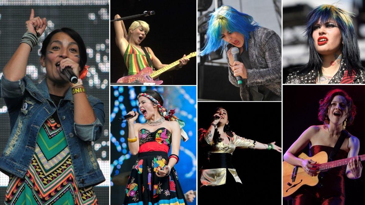 #ViveLatina: Las mujeres que han sacudido este festival en CDMX