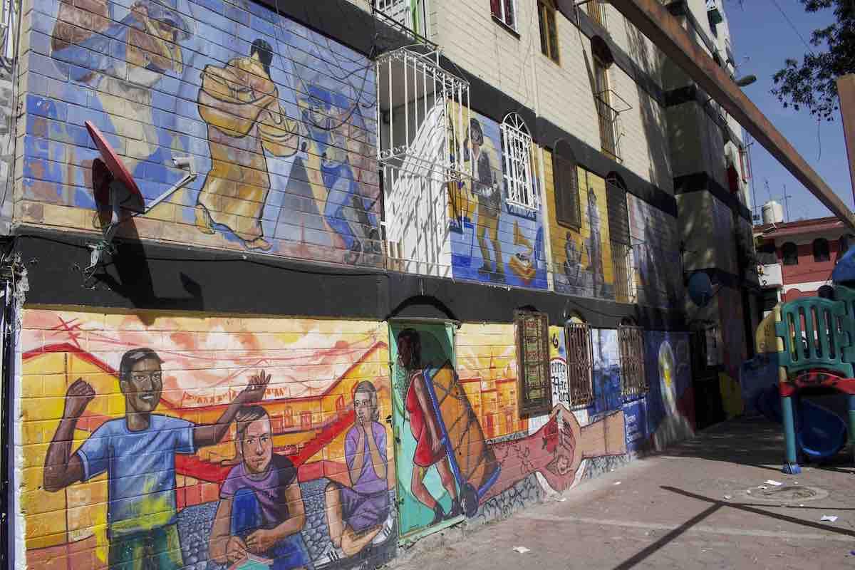 Arte en el Barrio Bravo: murales y obras ocultas en Tepito