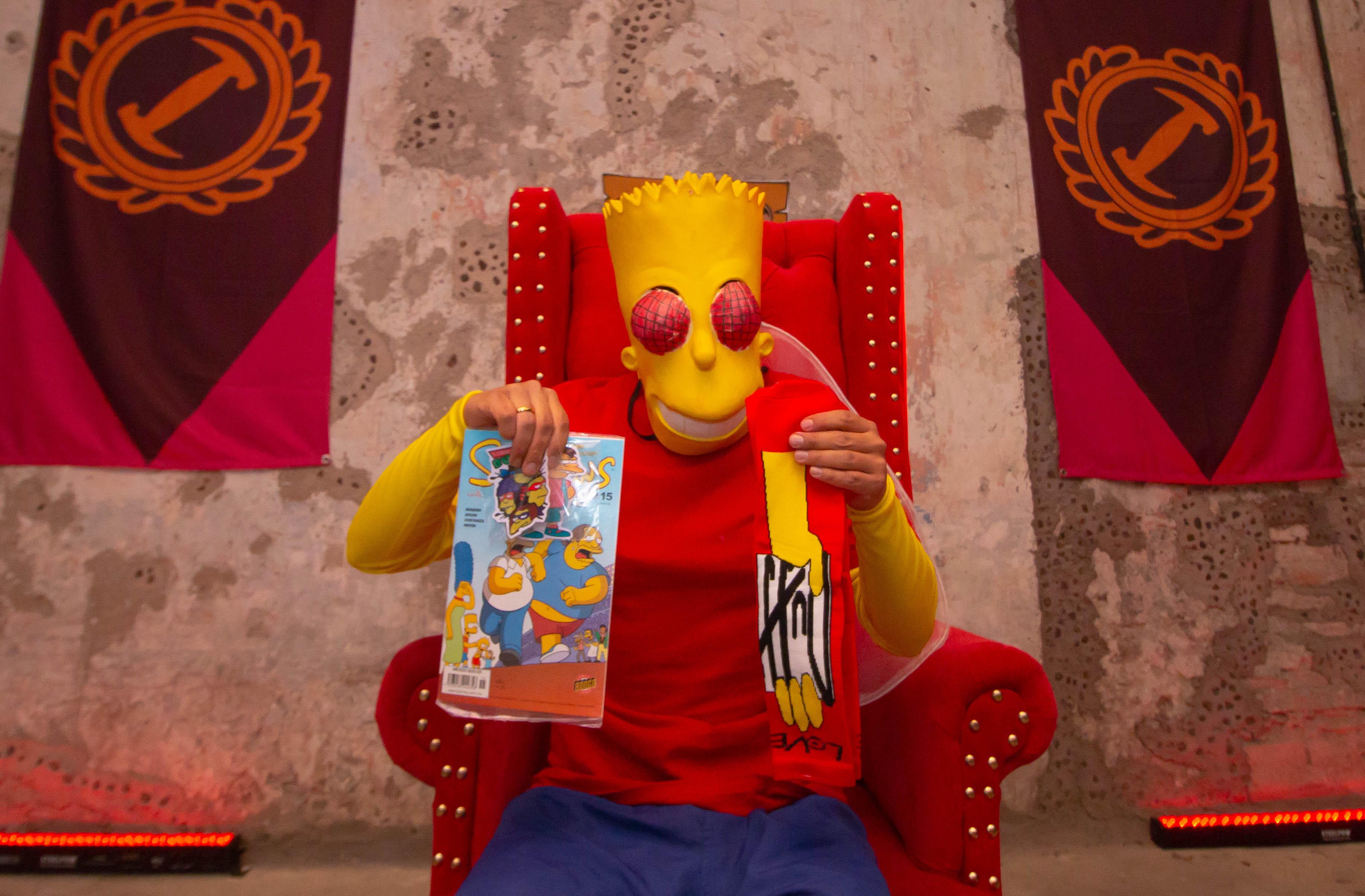 ¡Ay, caramba! Simpson Fest llega con rosquillas y cerveza Duff