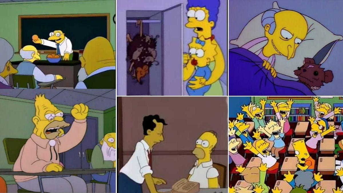 20 momentos memorables de Los Simpson