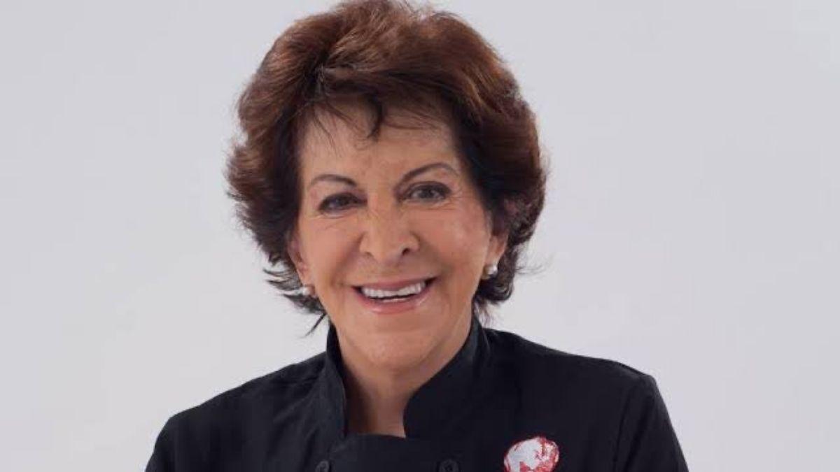 Murió Chepina Peralta, pionera de programas de cocina en TV