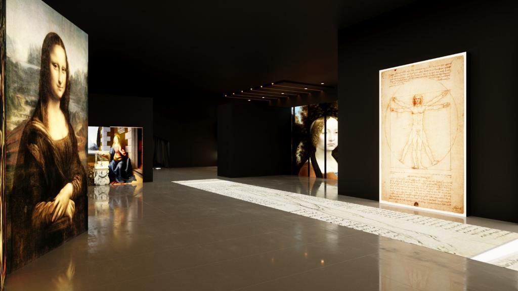 Da Vinci Experience regresa más grande a Plaza Carso (fotos)