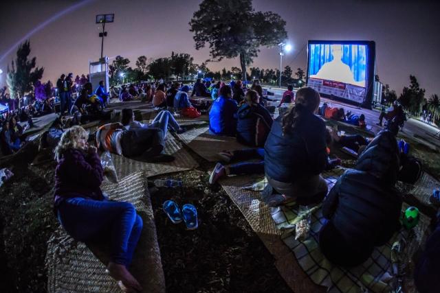 Cine en el Bosque regresa en Los Pinos: va la cartelera