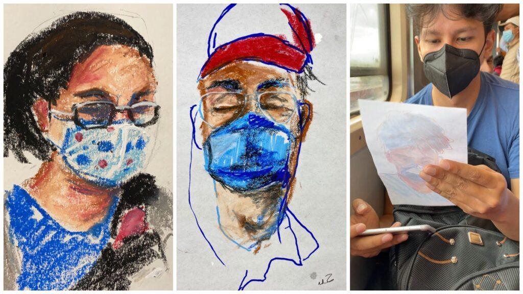 sonrie-artista-hace-retratos-a-desconocidos-en-el-metro