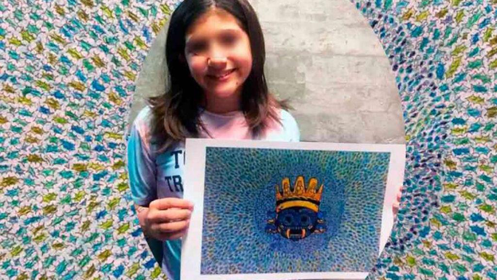 conoce-el-dibujo-de-una-nina-mexicana-que-enamoro-a-un-museo-en-japon